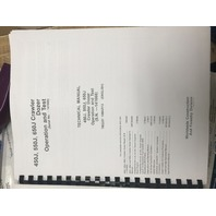 John Deere 450J 550J 650J Operation and Test Manual JD TM2257 Book