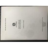 John Deere 240 250 Parts Manual JD PC2690 Book