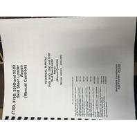John Deere 318D 319D 320D 323D Service Repair Manual TM11399 JD Book
