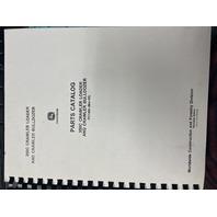 John Deere 350C Dozer Loader Parts Catalog JD PC1480 Book