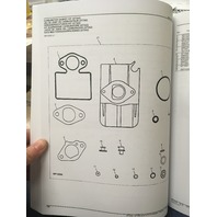 John Deere GT242 GT262 GT275 Parts Catalog JD PC2342 Manual Book
