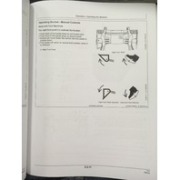 John Deere 318D 320D Skid Steer Loader Operators Manual JD OMT253020 Book