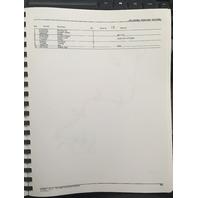 John Deere 317 320 Skid Steer Parts Catalog JD PC9347 Book Manual