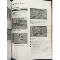 Caterpillar D6D Operation and Maintenance Manual Cat SEBU5941 Book
