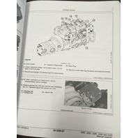 John Deere 326D 328D 329D 332D 333D Skid Steer Loader Manual Controls Repair Manual JD TM11431 Book Service Technical