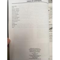John Deere 110 Loader Backhoe Operators Operation and Maintenance Manual JD OMLVU18410 Book