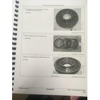 John Deere 310SG 315SG Backhoe Loader Repair Technical Manual JD TM1884 Book