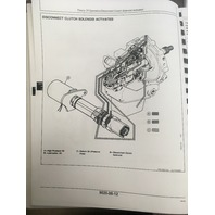 John Deere 210C 310C 315C Loader Backhoe Service Operation and Test Manual JD TM1419 Book