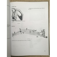 John Deere 555 Crawler Loader Operations Manual JD OMT70878 Book