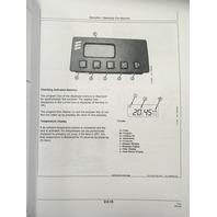 John Deere 750B 850B Crawler Tractor Operators Manual JD OMT153078 Book