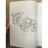 Case 1845C UniLoader Parts Catalog Manual 82310 Book