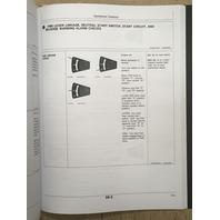 John Deere 300D 310D Backhoe Operators Manual JD OMT153356 Book HI SN 802200 AND UP
