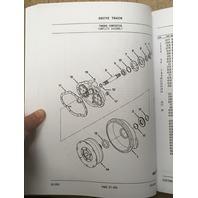 Komatsu Dresser TD9H Parts Manual BEPB472010 Catalog Book