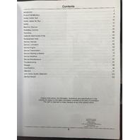 John Deere XUV 855D Gator Utility Vehicle Operators Manual JD OMM175933 Book