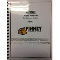 Case 580G Backhoe Parts Manual