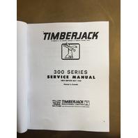 TIMBERJACK 325 330 360 SKIDDER SERVICE MANUAL F276793