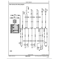 John Deere 27C ZTS 35C ZTS Excavator Technical Manual JD TM2052 Operation and Test Book