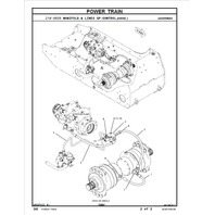 Caterpillar 236B 246B 252B 262B Skid Steer Loader Parts Manual CAT SEBP3769 Book