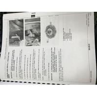 John Deere 7200 7400 Tractors Repair Technical Manual JD TM1551 Book