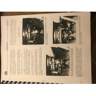 International 6 Series 9 Series Crawler Tractor Chassis Service Manual ISS1032B