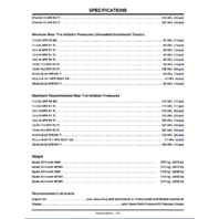 John Deere 4210 4310 4410 Tractor Operators Manual JD OMLVU13193