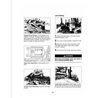 Caterpillar D8N Tractor Operators Manual CAT SEBU6028 Operation Book