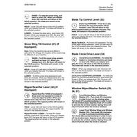 Caterpillar 12H Motor Grader Operators Manual CAT SEBU7469 Operation book