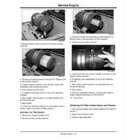 John Deere 4005 Tractor Operation Manual JD OMLVU19592 Operators Book
