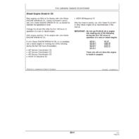 John Deere 6120 6120L 6220 6220L 6320 6320L 6420 6420L 6520L Tractors Operators Manual JD Operation Book