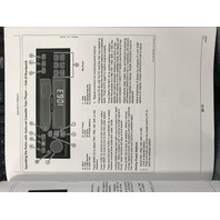 John Deere 6403 6603 Tractors Operations Manual JD Operators Book OMRE226033