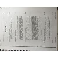 Caterpillar 955H Traxcavator Operation Maintenance Manual CAT 33504-5 335045 Operators Book 60A 72A