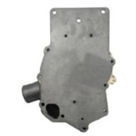 John Deere 555G 650G Loader Dozer Water Pump ar77142 EARLY V belt style TY6735