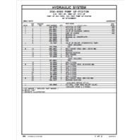 CATERPILLAR D5K2 XL & LGP Track Type Tractor Parts Manual CAT SEBP5914 Book