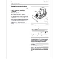 CATERPILLAR D3K2 D4K2 D5K2 OPERATION MANUAL CAT SEBU8498 BOOK OPERATOR