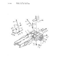 Komatsu D31P-20 D31PL-20 D31PLL-20 Bulldozer Parts Book PEPB001204 SN 47617UP