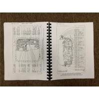 CAT Caterpillar 955H Parts Manual Book NEW 60a 5000-8412 Crawler Loader UEO34920