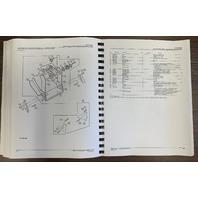 LC Excavator Publication pc2412 pc2412_61 John Deere 922E Parts Catalog