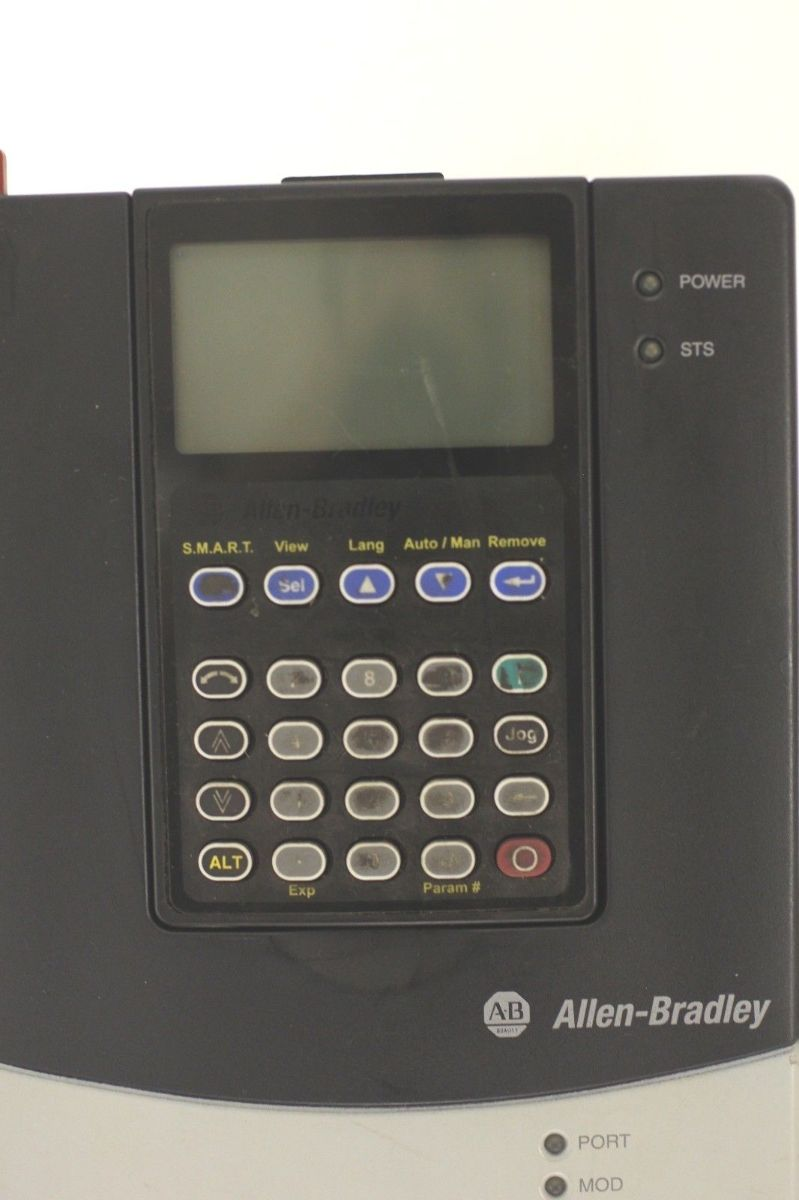 Allen bradley Powerflex 4m manual