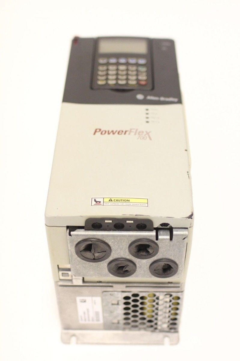 Allen bradley Powerflex 700 Manual espa ol