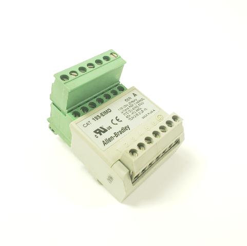 Used Allen Bradley 193-EIMD AC Input Interface Module 120V Lot of 2