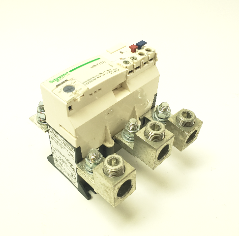 Used Schneider Electric LR9F5571 Thermal Overload Relay Motor Protection 132-220A