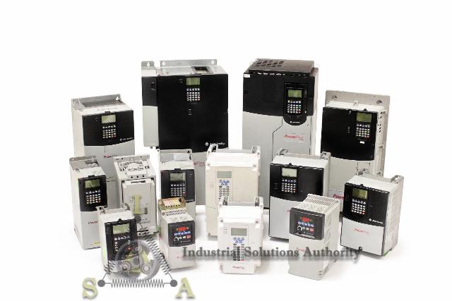 Rebuilt 5HP PowerFlex 700 20BE6P1A5AYYANB0 VFD Drive 18 Month Warranty