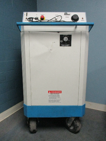 Used Baker Model PP130 Surge DC Hipot Power Pack SN# 10946 TO811, 120 Volts