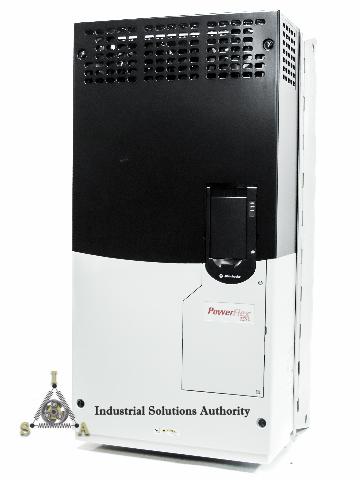 New Surplus Allen Bradley PowerFlex 755 VFD 20G1AND302AA0NNNNN 250 HP  18 Mo Wty