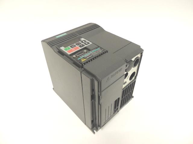 Used Siemens Micromaster VFD 6SE3215-8DB40 3HP 480V 3PH