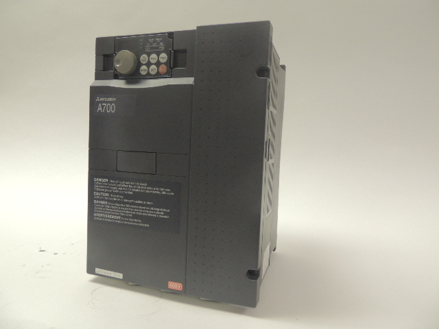 Used Mitsubishi Inverter FR-A740-00170-NA 10 HP