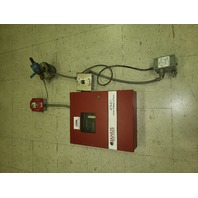 Used Janus Fire System Releasing Panel JFS-C1