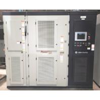 Used Allen Bradley PowerFlex 7000A-Z140TE-RPTX 4160V 1000HP