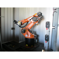 New Kuka Robot KR30HA with Cabinet KRC4 NA and Controller