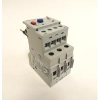 Used Allen Bradley Overload Relay 193-EECB 1-5 Amps